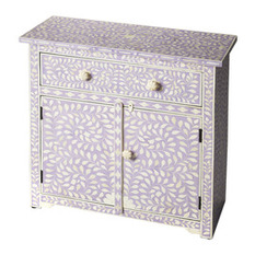Cabinet, Furniture, Lavender